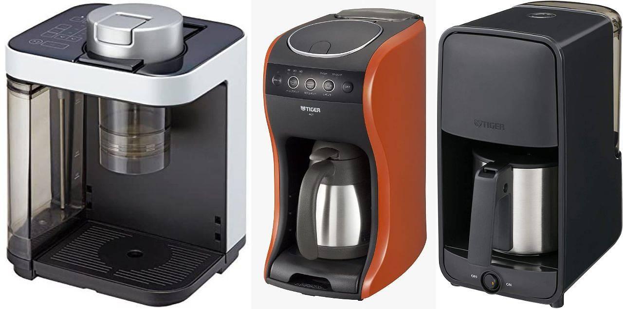 タイガーのおすすめコーヒーメーカー
